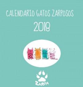 Calendario Gatos 2018