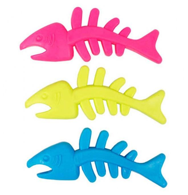 Raspa de pescado termoplástico