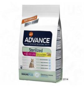 Advance Cat Sterilised Senior +10 años
