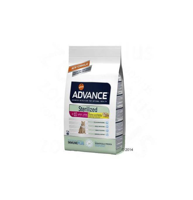 Advance Sterilised +10